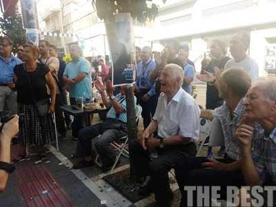 Πάτρα: Χειροκροτήματα στη ΝΔ, κατήφεια στον ΣΥΡΙΖΑ -ΦΩΤΟ