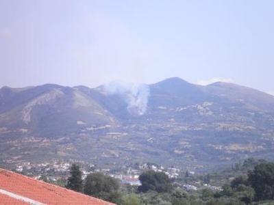 Πάτρα: Έσβησε η φωτιά στην Άνω Καλλιθέα ...
