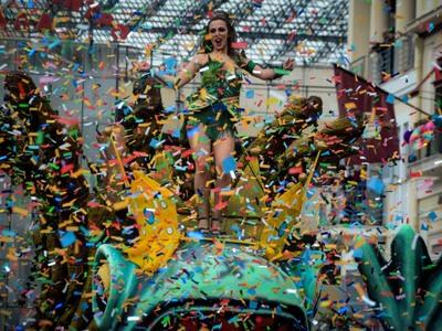 Έλεγχοι στην καρναβαλική αγορά της Πάτρας από μικτά κλιμάκια - Τι θα ελέγχουν