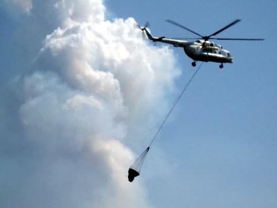 Πυρκαγιά στην περιοχή Μουζάκι της Ζακύνθου