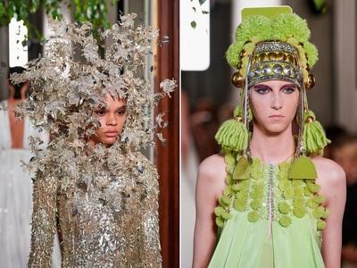 Valentino Couture: Το Παρίσι υποκλίθηκε στο πολυεθνικό υπερθέαμα του Pier Paolo Piccioli