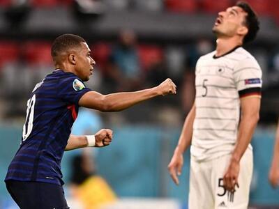 Μεγάλες προσδοκίες: Γερμανία - Γαλλία 0-1 (ΒΙΝΤΕΟ)