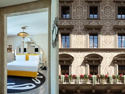 Hotel Calimala: Το νέο ξενοδοχείο στη Φλωρεντία συνδέει την παράδοση με το πιο χαρούμενο σύγχρονο design