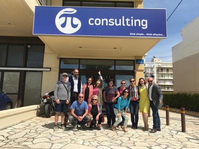 Επίσκεψη αντιπροσωπείας Βάσκων εκπαιδευτών επιχειρηματικότητας στην Πάτρα