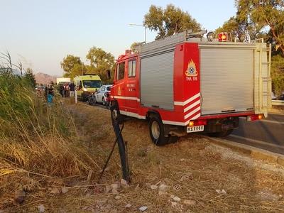 Τραγωδία στην Κρήτη: Νεκρή 80χρονη, χαροπαλεύουν μάνα με τα δυο της παιδιά