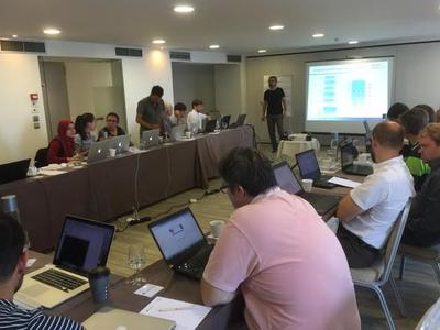 Είκοσι πέντε ερευνητές από ευρωπαϊκά πανεπιστήμια στην Πάτρα