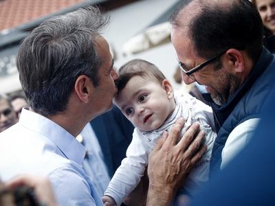Κυρ. Μητσοτάκης: «Η κάλπη των ευρωεκλογών είναι εθνική κάλπη»