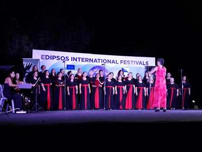 """Στο 5ο Διεθνές Χορωδιακό Φεστιβάλ Αιδηψού η """"Εμμέλεια"""" της Πολυφωνικής Πατρών"""