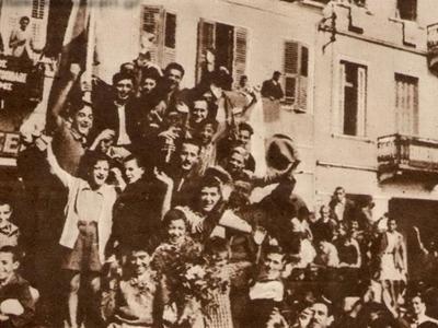 Η απελευθέρωση της Πάτρας από τους Γερμα...