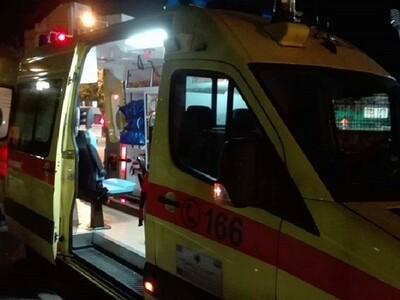 Πάτρα: Απόπειρα αυτοκτονίας στη οδό Βορε...