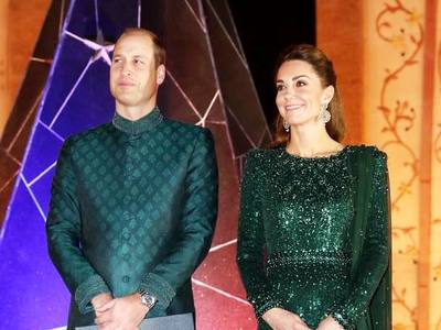 Στη φυλή Καλάς ο πρίγκιπας Ουίλιαμ και η Κέιτ Μίντλετον – ΦΩΤΟ