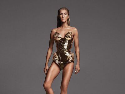 Celine Dion: Φωτογραφίζεται με κορμάκι π...