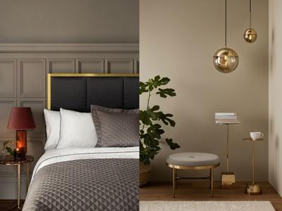 Luxurious bedroom: Η H&M μας καλεί ν...