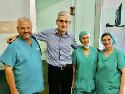 Ερώτηση Τσιγκρή για την καρδιοθωρακοχειρουργική του ΠΓΝΠ