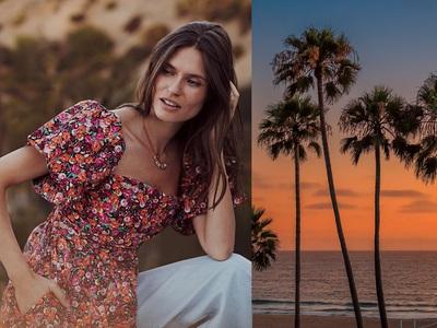 H ιταλίδα καλλονή Bianca Balti μας μαθαίνει πως ντύνονται τα Californian girls