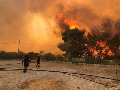 Δυτική Ελλάδα: Περισσότερες πυρκαγιές, λ...