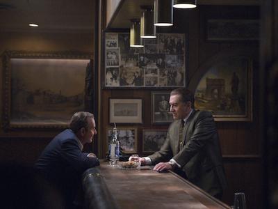 """Μέσα Νοεμβρίου αναμένεται στη χώρα μας το """"The Irishman"""" του Μ. Σκορσέζε"""