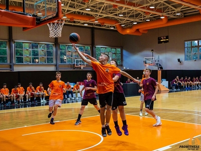 Θεαματική γιορτή με εκπληκτικό φινάλε στο All-Star Game του Patras U15 Youth League- ΦΩΤΟ&ΒΙΝΤΕΟ