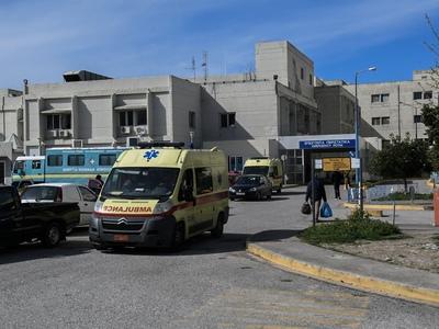 Ο κορωνοϊός στα νοσοκομεία της Πάτρας: Ν...
