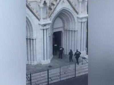 Γαλλία-επίθεση στη Νίκαια: Ένας 25χρονος...
