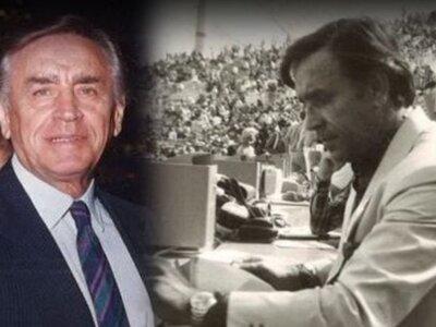 «Έφυγε» ο παλαίμαχος αθλητικός συντάκτης Χάρης Λυμπερόπουλος