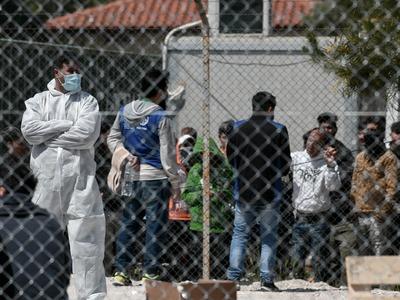 Μαλακάσα: Ένταση και χημικά σε διαμαρτυρία κατά της δομής