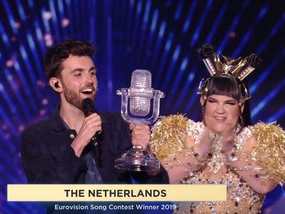 Η Ολλανδία νικήτρια στην Eurovision 2019 - Χαμηλά Τάμτα και Ντούσκα