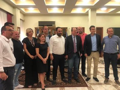 Στη Ροδόπη περιοδεύει η βουλευτής Αχαΐας Χριστίνα Αλεξοπούλου