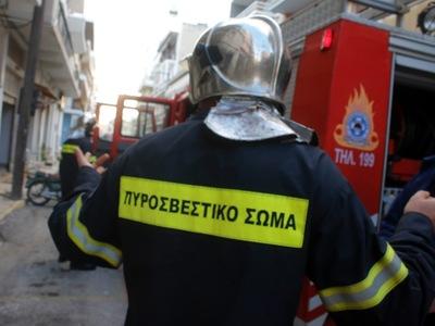 Πάτρα:  Έσκαψαν και βγήκε καπνός!Κινητοποίηση της πυροσβεστικής