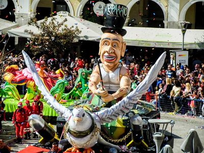Κώστας Πελετίδης: Θα κάνουμε καλοκαιρινό Καρναβάλι!