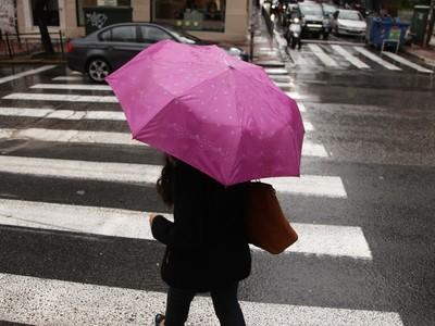 Βροχερός ο καιρός στα δυτικά και στα βόρεια το Σάββατο
