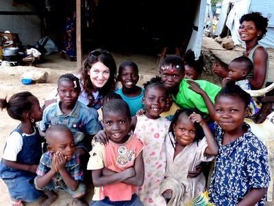 Η Αρετή Γρηγοράτου αφηγείται στο thebest ταξίδια ζωής με τους γιατρούς χωρίς σύνορα