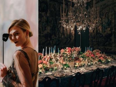 713aef21d2 Tiepolo Ball  Φαντασμαγορία στη Βενετία με Dior κοστούμια εποχής και  απίθανη art de la table
