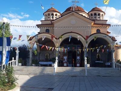 Τιμάται η μνήμη του Αγίου Νεκταρίου - Διήμερος εορτασμός στην ενορία του στην περιοχή του Ψαροφαΐου