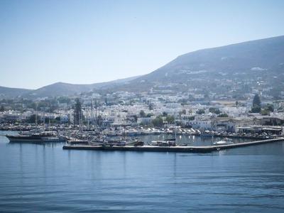 Η Πάρος καλύτερο νησί της Ευρώπης για το...