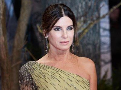 Στα παιδιά της αφιέρωσε η σταρ Σάντρα Μπούλοκ το βραβείο MTV