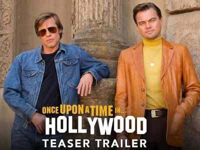 «Κάποτε στο Χόλιγουντ» του Ταραντίνο με Λεονάρντο ντι Κάπριο και Μπραντ Πιτ - Αυτό είναι το τρέιλερ