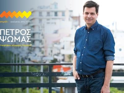 «σπιράλ»: «Πεδίο μικροπολιτικών παιχνιδιών και δυσφήμισης της πόλης» το site του Δήμου Πατρέων