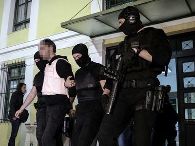 Βαρύτατες κατηγορίες στους τέσσερις για την «Επαναστατική Αυτοάμυνα»