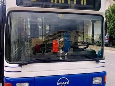 Πάτρα: Χάλασε αστικό λεωφορείο στην Ελ. ...