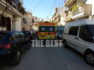Πάτρα: Νεκρός 48χρονος στην οδό Παλαιολόγου