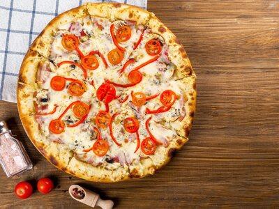 Φτιάξτε την πιο νόστιμη ναπολιτάνικη πίτ...
