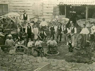 Η πιο παλιά βιομηχανική φωτογραφία της Ε...