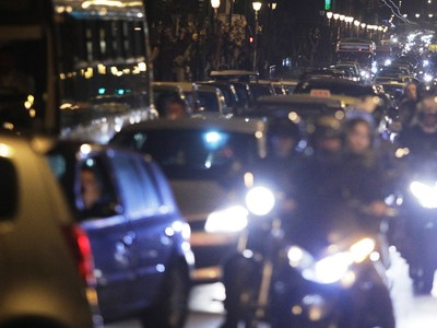 Black Friday… για τους οδηγούς στο κέντρο της Πάτρας