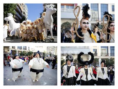 Πατρινό Καρναβάλι: 120 νέες φωτογραφίες ...