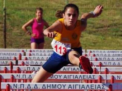 Στους Βαλκανικούς παίδων-κορασίδων η Μαρίνα Γιανναδή του Αθηνόδωρου