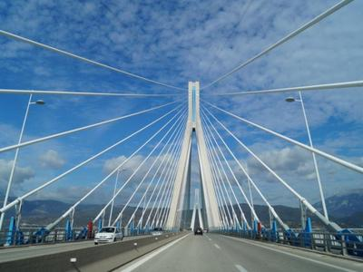 Hλεκτρονικά αλλά όχι με αναλογική χρέωση,τα διόδια στη Γέφυρα Ρίου  - Αντιρρίου και στη Ζεύξη Πρέβεζας – Ακτίου
