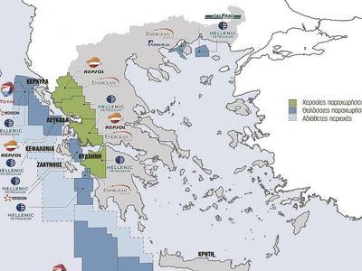 """""""Στον Κυπαρισσιακό το μεγαλύτερο κοίτασμα στην Ευρώπη"""" λέει ο καθηγητής του Πανεπιστημίου Πατρών Αβραάμ Ζεληλίδης"""