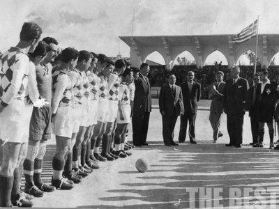 Η Ένωση Ποδοσφαιρικών Σωματείων Αχαΐας