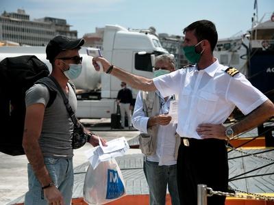 Αλλάζει το πρωτόκολλο για τα πλοία από τις 15 Ιουνίου